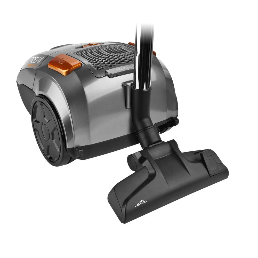 Odkurzacz workowy ETA Tiago Grey ETA350790000