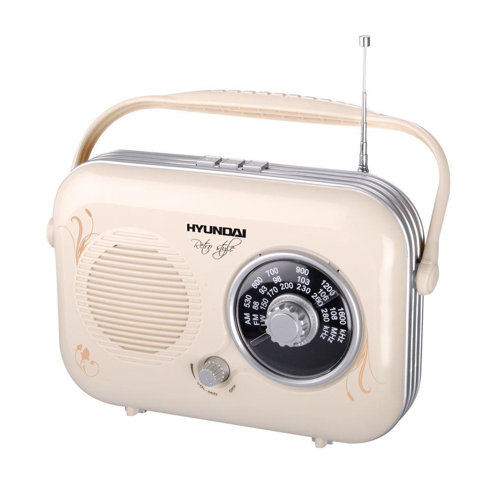 Przenośne radio Hyundai PR100B