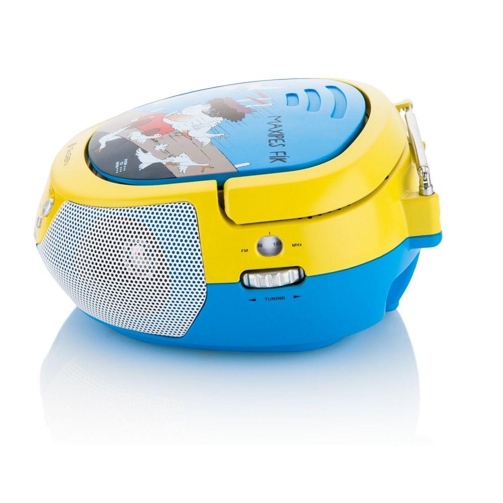 Boombox dla dzieci Gogen MAXIPREHRAVACB