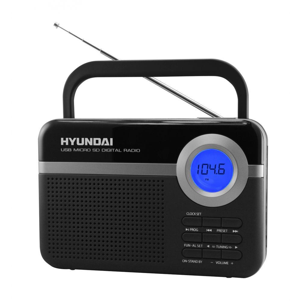 Przenośne radio Hyundai PR471PLLSUBS