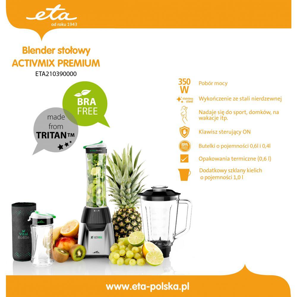 Blender ETA Activmix Premium ETA210390000