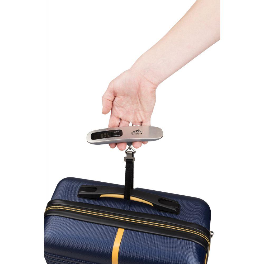 Cyfrowa waga do bagażu ETA Travello 076990000