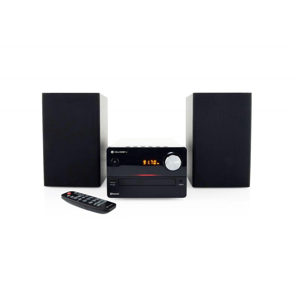Mikrowieża audio GoGEN MSC372BTU
