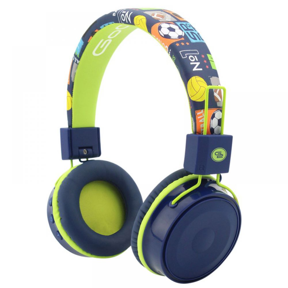Słuchawki dla dzieci GoGEN HBTM32BL