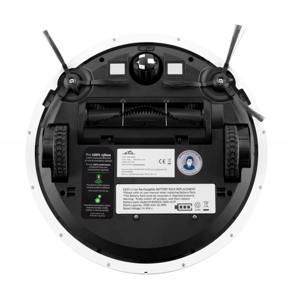 Odkurzacz automatyczny ETA Raggio ECO 322590000