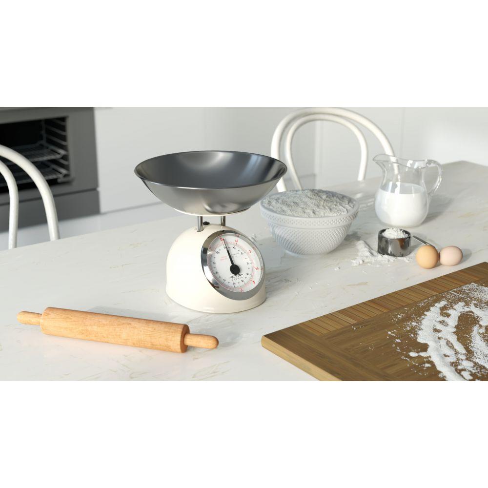Waga kuchenna ETA Storio beżowa 577790040
