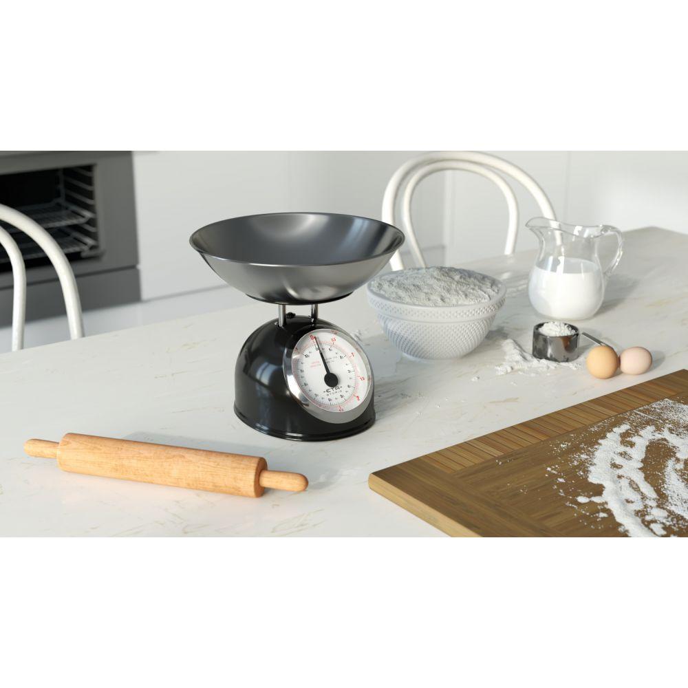 Waga kuchenna ETA Storio czarna 577790020