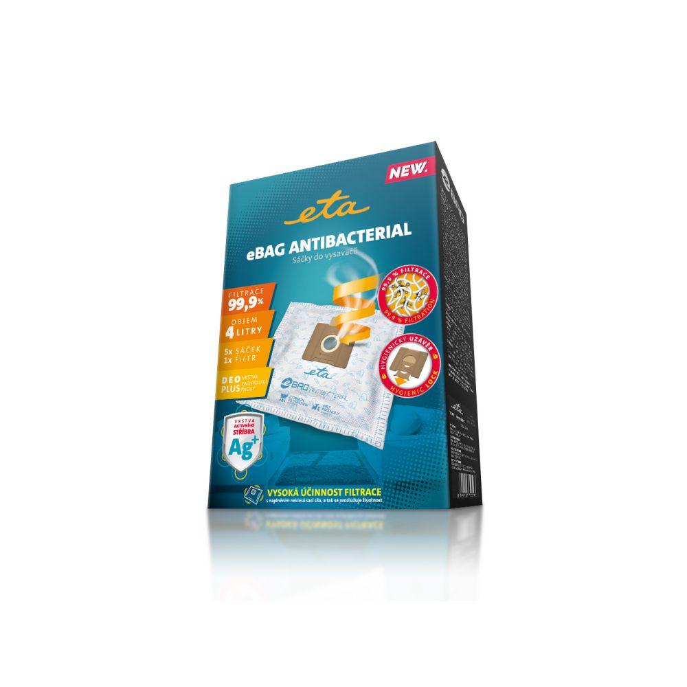 Worek antybakteryjny do odkurzaczy ETA Antibacterial 960068020