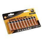 Baterie alkaiczne GoGEN R06ALKALINE10