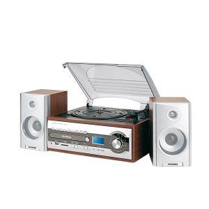 Zestaw audio z gramofonem HYUNDAI RTC182SURIP