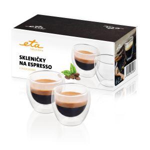 Szklanki do espresso ETA 418191000