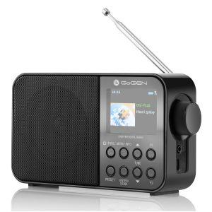Radio DAB+/FM/BT GoGEN DAB500BTC