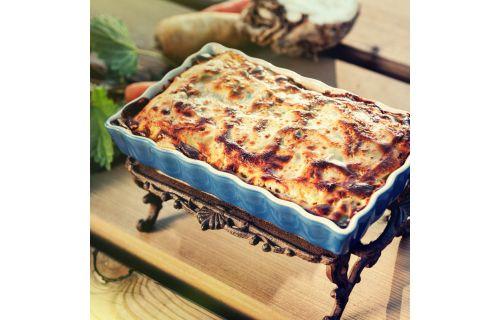 Lasagne z pokrzywami: zdrowie i smak