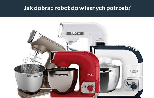 Poradnik - Porównanie robotów planetarnych w sklepie ElektroGuru.com