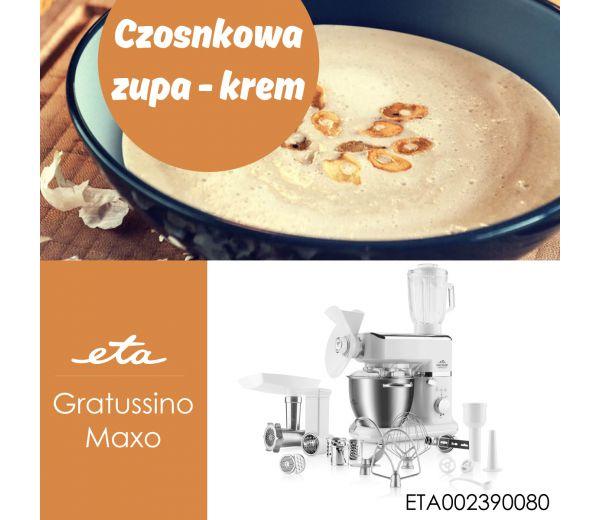 Poradnik - Czosnkowa zupa - krem