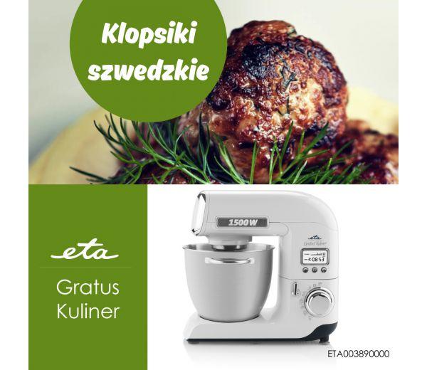 Poradnik - Klopsiki szwedzkie
