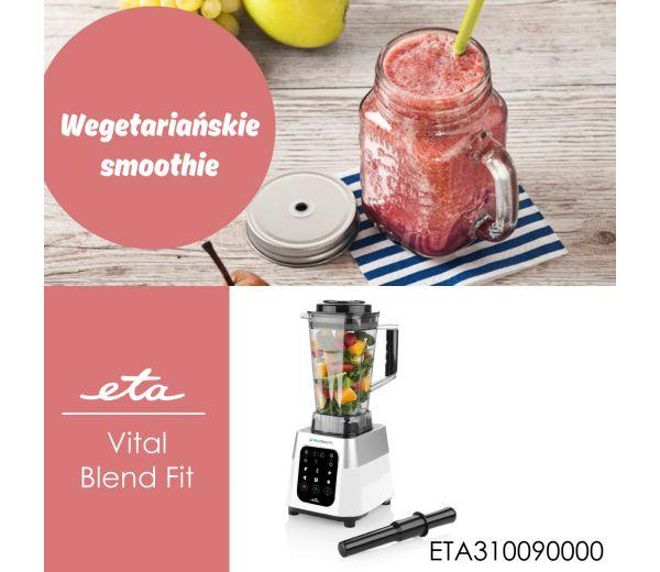 Poradnik - Wegetariańskie smoothie wołoskie
