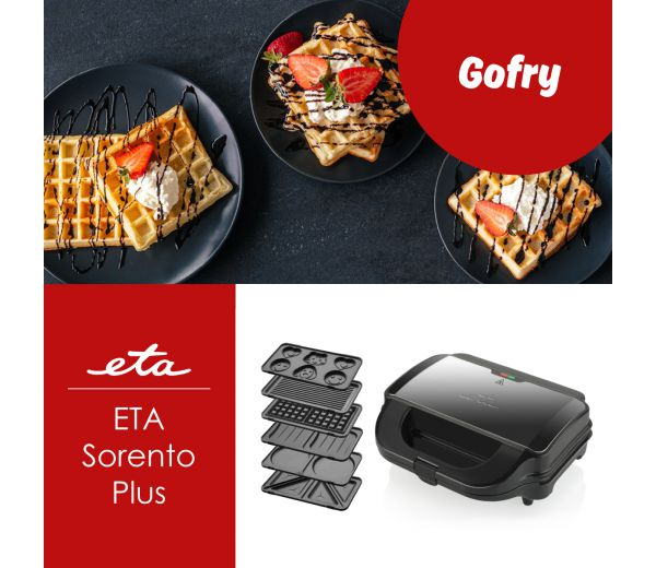 Gofry razem z ETA Sorento Plus