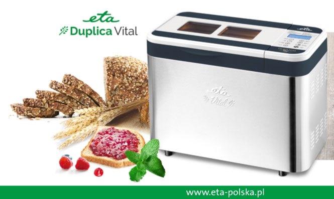 Test Wypiekacza do chleba ETA!
